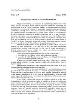 Curs - Drept International Public II