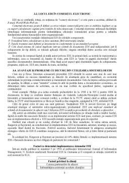 Curs - Schimburi Electronice de Documente - Sistemele EDI