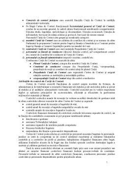 Curs - Audit și Control Financiar de Gestiune