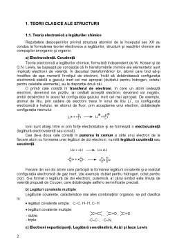 Curs - Structura Compusilor Organici si Izomeria Substantelor Organice