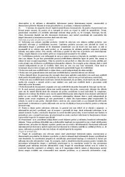 Curs - Cadrul Conceptual pentru Misiuni de Asigurare