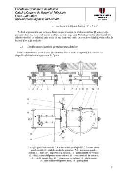 Laborator - Restabilirea Parametrilor Dimensionali ai Angrenajelor Melcate Cilindrice