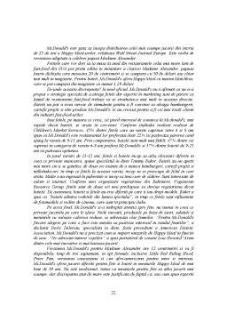 Proiect - Structura Activitatii Promotionale