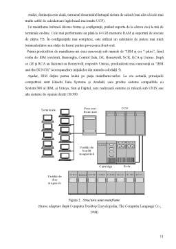 Proiect - Evoluția Supercalculatoarelor