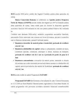 Proiect - Gestiunea Riscurilor Bancare in Creditarea Intreprinderilor de Comert Exterior