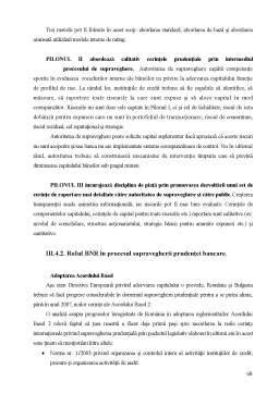 Proiect - Gestiunea Riscului de Credit în Activitatea Bancară pe Exemplul Unicredit Țiriac Bank Bacau