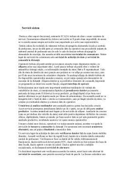 Referat - Sisteme SCADA