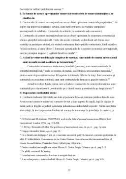 Licență - Efectele Contractelor de Comerț Internațional