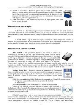 Curs - Concepte de Bază ale Tehnologiei Informației