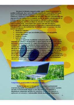 Proiect - E-Learning si Sisteme de Invatare la Distanta