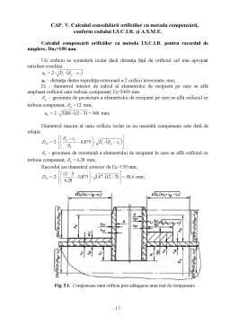 Proiect - Proiectarea unui Rezervor Orizontal