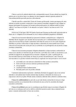 Curs - Consimtamantul Partilor - La Incheierea Contractului Individual de Munca