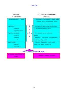 Proiect - Licitații Internaționale