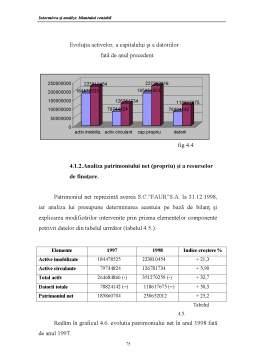 Proiect - Intocmirea și Analiza Bilantului Contabil
