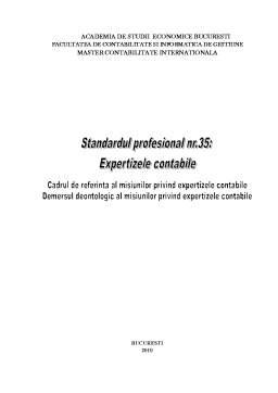 Proiect - Expertiza Contabila