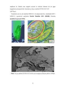 Proiect - Retele Locale si Conectarea prin Satelit