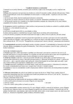 Curs - Contractul - Actiunea Pauliana