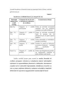 Referat - Evaluarea Riscului de Creditare a Intreprinderilor