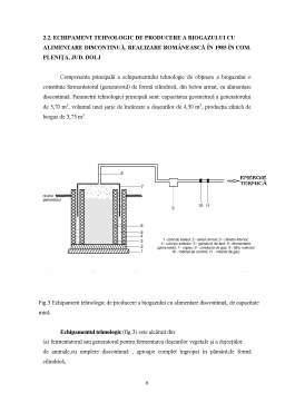 Referat - Biogazul - Energie prin Conversie Naturala
