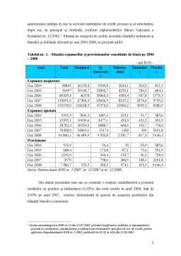 Curs - Rating Financiar Bancar