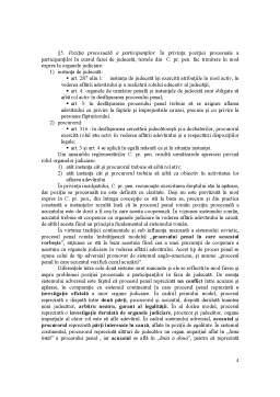 Curs - Cadrul General al Judecății