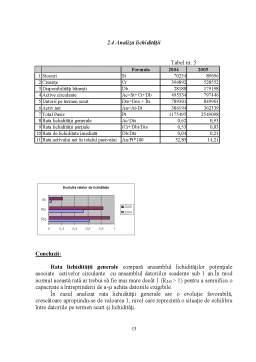 Proiect - Diagnosticul Financiar la SC Omega SRL