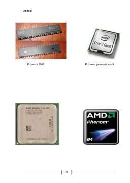 Proiect - Componentele și Funcționarea Microprocesorului