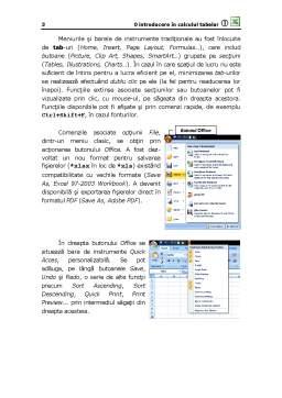 Curs - Microsoft Office Excel - O Introducere în Calculul Tabelar
