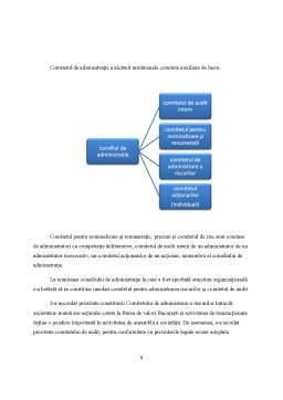 Proiect - Cum își Organizează Activitatea Comitetul de Audit