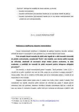 Proiect - Clauze Asiguratorii Împotriva Riscurilor Valutare și Nevalutare în Contractele Comerciale Internaționale