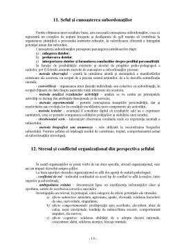 Referat - Comunicarea Interpersonala Sef-Subordonat