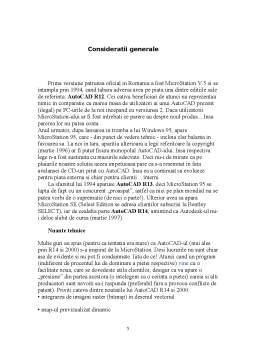 Proiect - AutoCAD2007