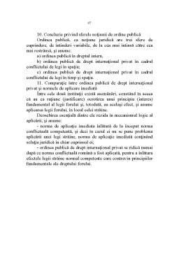 Curs - Drept Internațional Privat