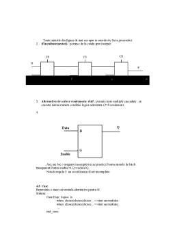 Curs - Proiectarea Circuitelor Digitale Dedicate