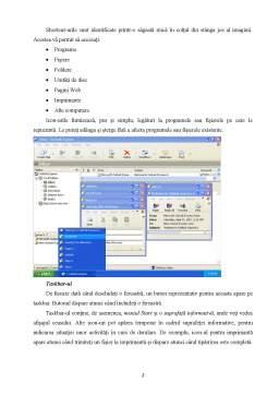 Referat - Noțiuni Fundamentale din Windows XP