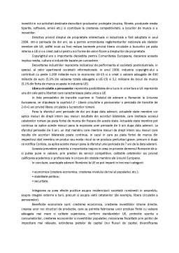 Referat - Politicile Comerciale ale Romaniei dupa Aderarea la Uninunea Europeana