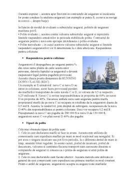 Proiect - Asigurari Maritime