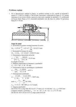Laborator - Probleme Mecanica