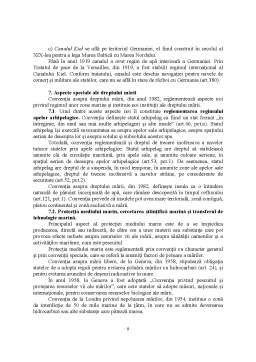 Proiect - Dreptul Mării