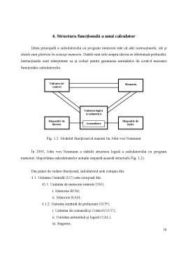 Referat - Arhitectura Calculatoarelor