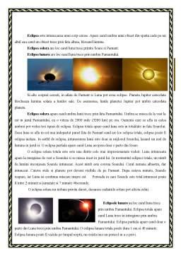 Referat - Despre Eclipse