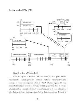 Proiect - Reguli de Emisie în Sisteme WLAN