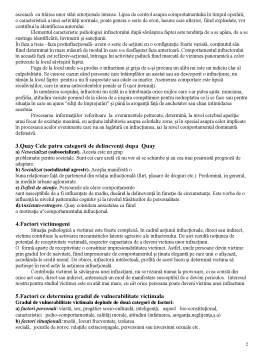 Curs - Subiecte Examen Psihologie Juridica