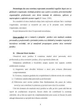 Curs - Etică Juridică