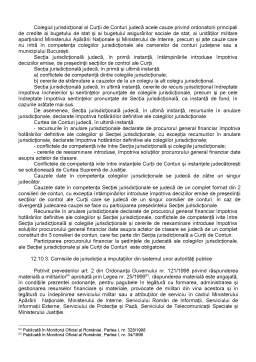 Curs - Drept Contencios Administrativ - Sinteza