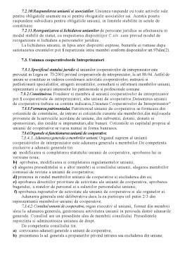 Curs - Sisteme Societare. Uniunile de Persoane Juridice, Concernele, Grupurile Financiar-Industriale