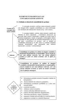 Curs - Elemente Fundamentale ale Contabilității de Gestiune