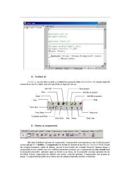 Curs - Programare Orientata pe Obiect C++