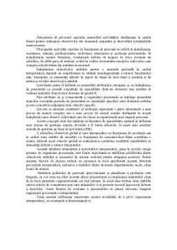 Proiect - Proiect Didactic - Economia Intreprinderii - Organizarea Procesuala a Intreprinderii