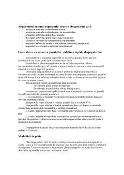 Proiect - Caiet Practica Asigurari CASCO